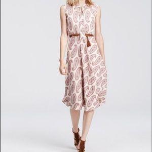 Ann Taylor beautiful paisley dress, Size 14